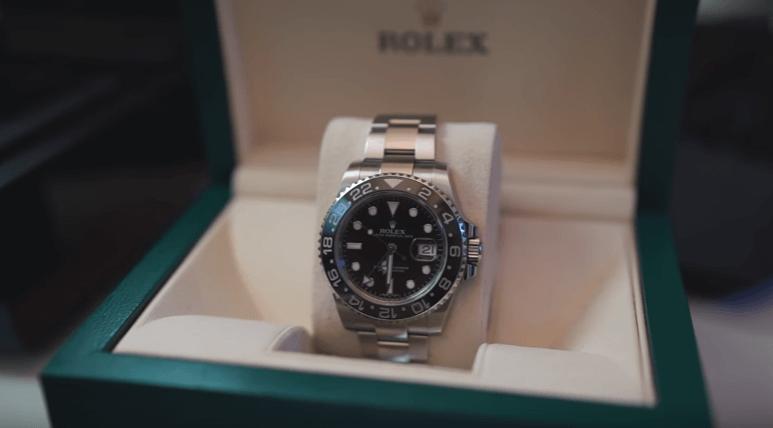Inscope21 & Tim Gabel Uhren Sammlung