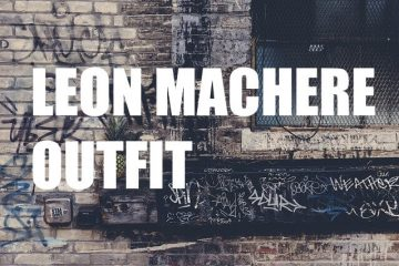Leon Machere Outfit