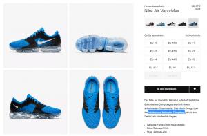 Nike Air VaporMax Sale