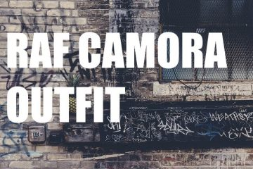 RAF CAMORA OUTFIT
