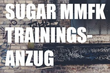 Sugar MMFK Trainingsanzug
