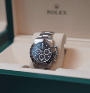 Tim Gabel Uhr Rolex Daytona