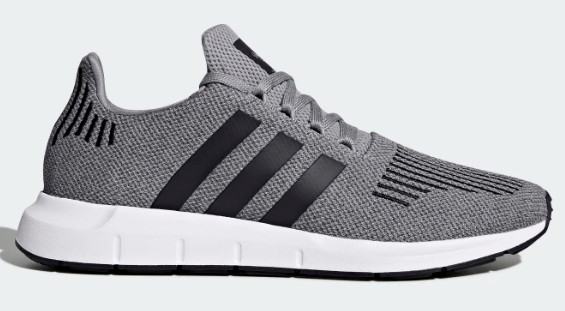 adidas ORIGINALS Swift Run grau