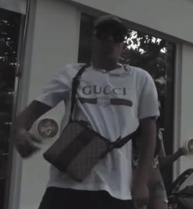 Capital Bra Gucci T-Shirt