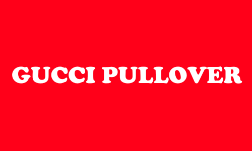 Gucci Pulli