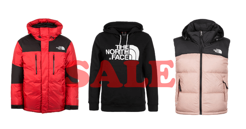 The North Face Aktion