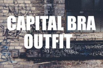 Capital Bra Outfit