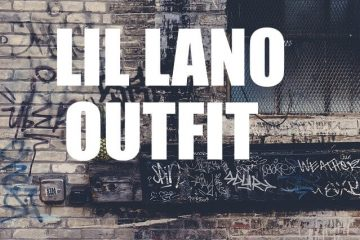 Lil Lano Outfit