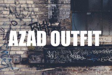 Azad Outfit und Style aus Dieser Weg