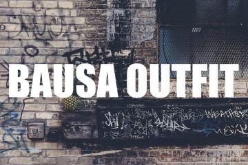 Bausa Outfit