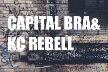 Capital Bra Rolex Outfit mit beiden Anzügen