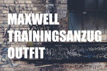 Maxwell Trainingsanzug Outfit