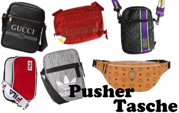 Pusher Taschen