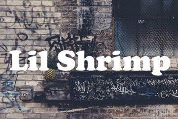 Lil Shrimp Outfit mit Fila Trainingsanzug