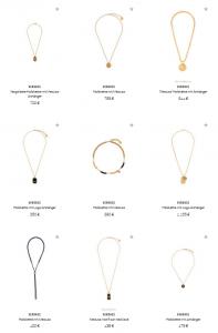 Versace Goldketten