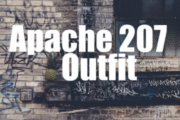 Apache 207 Outfit