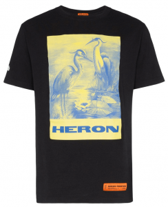 Heron Preston Capital Bra