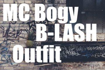 MC Bogy x B-LASH Trainingsanzug von YO!