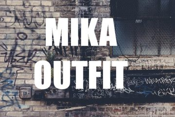 MIKA OUTFIT