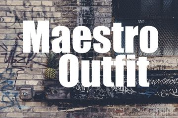 Maestro Outfit