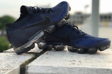 Nike Air VaporMax dunkelblau