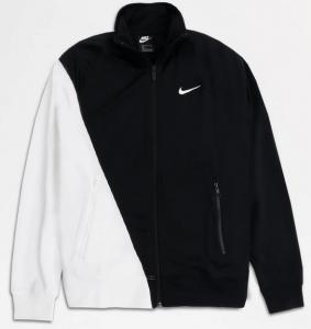 Nike Trainingsanzug schwarz weiß Maestro