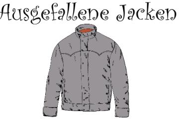 Ausgefallene Limitierte Jacken