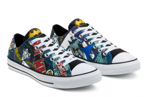 Converse x Batman Chucks Taylor All Stars