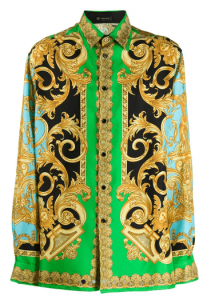 Farid Bang Versace Hemd