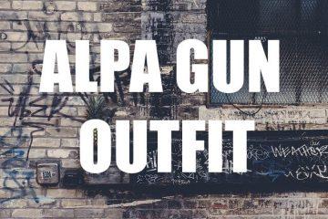 Alpa Gun Outfit