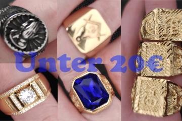 Amazon Ringe unter 20€