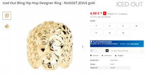 Günstigster Gold Ring unter 5€