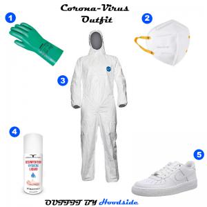 Corona-Virus Outfit