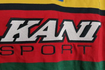 Karl Kani Sport Bedeutung T-Shirt Logo