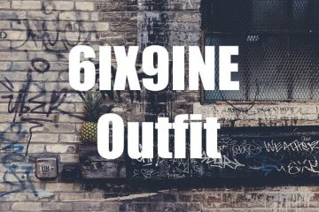 6ix9ine Outfit Thumbnail