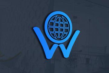 Webbereit Mockup Logo