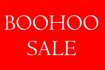 Boohoo Sale Thumbnail