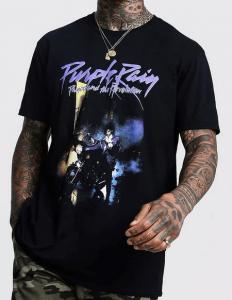 Prince T-Shirt aus dem Boohoo Sale